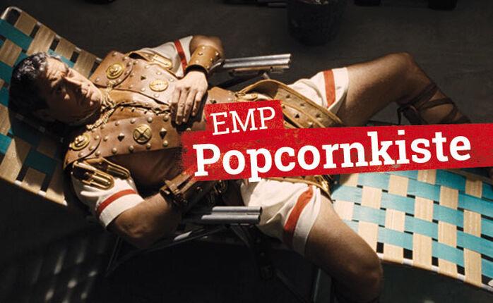 Die EMP Popcornkiste zum 18. Februar 2016