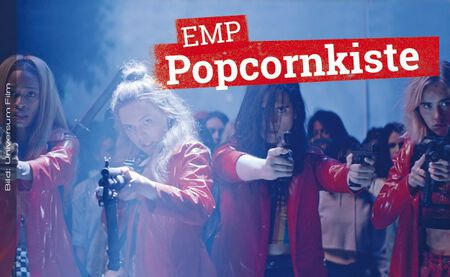 Die EMP Popcornkiste vom 15. November 2018