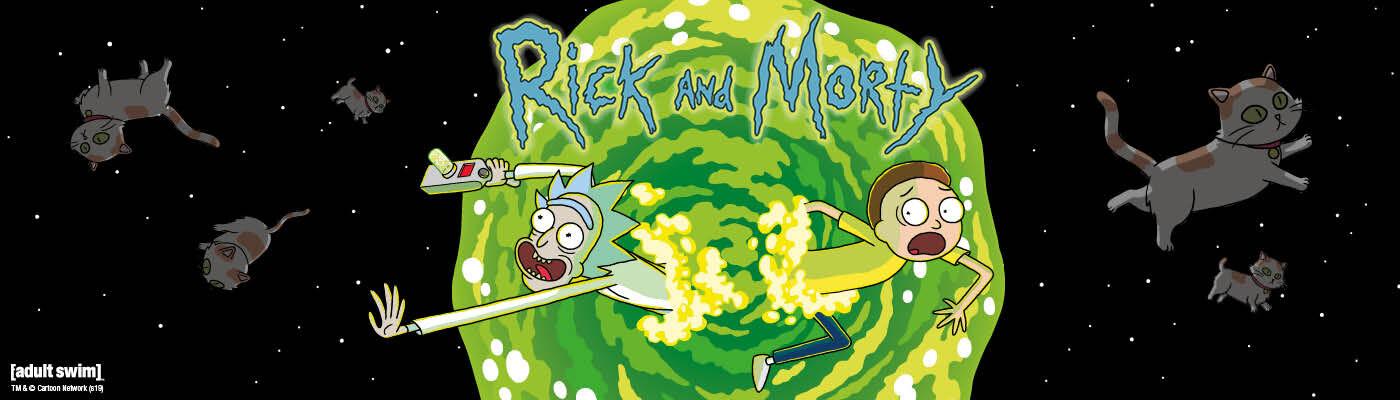 Rick and Morty Fan Shop | Intergalaktische Fanartikel | EMP