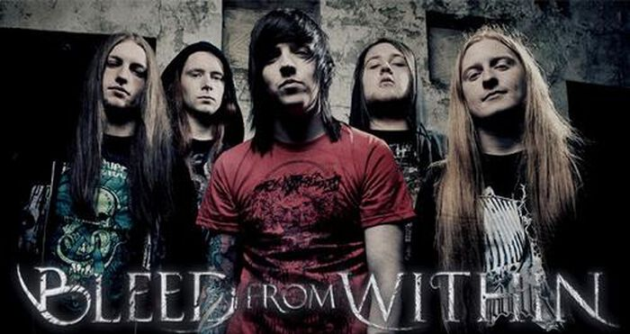 Bleed From Within - Uprising - Niemand kann uns stoppen!!!