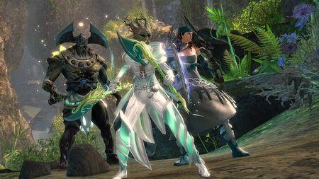 Guild Wars 2: Die Eisbrut-Saga