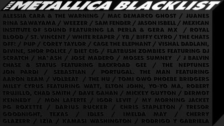 Album der Woche – The Metallica Blacklist