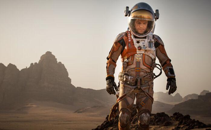 DER MARSIANER - RETTET MARK WATNEY: Matt Damon macht den Weltraum-Robinson!
