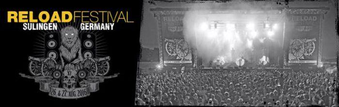EMP präsentiert: Das Reload Festival 2016