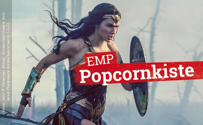 Kinovorschau in der Popcornkiste zum 25. Mai 2017