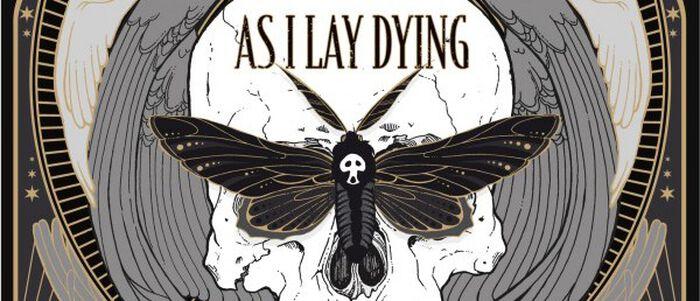 """As I Lay Dying schicken mit dem neuen Album """"Awakened"""" alle Metalcore- Bands zurück auf die Schulbank!"""
