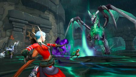 World of Warcraft: Shadowlands erscheint am 24. November