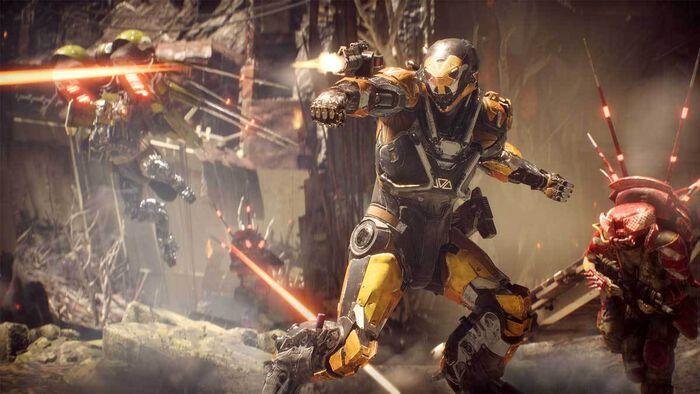 Angezockt: Anthem – fliegen wie Iron Man!
