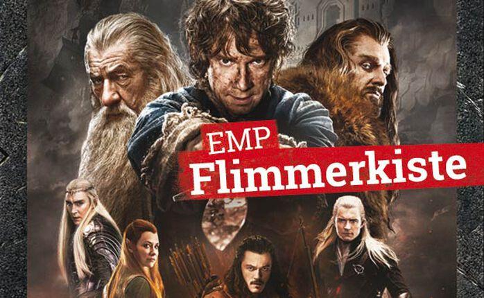 Die EMP Flimmerkiste zum 27. November 2015