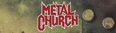 Metal Church Europa Tour 2017