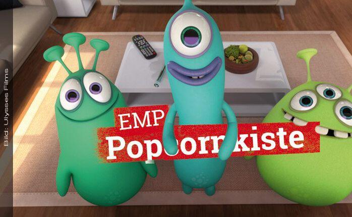 Die EMP Popcornkiste vom 24. Mai 2018