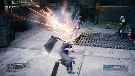 Final Fantasy Remake VII – auf April verschoben