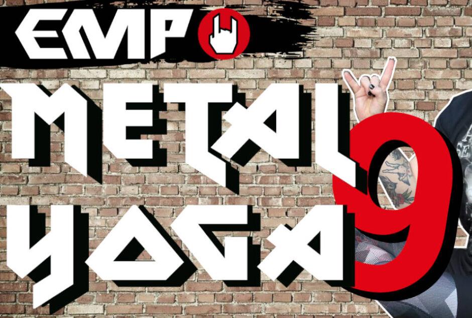 <b>Metal Yoga Folge 09 - Anleitung</b>
