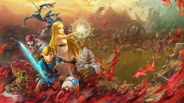 Hyrule Warriors: Zeit der Verheerung auf Nintendo Switch