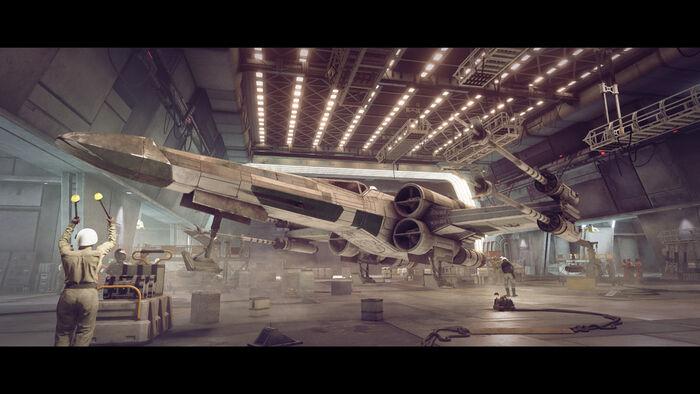 Star Wars: Squadrons – neue Infos per Video und Blog