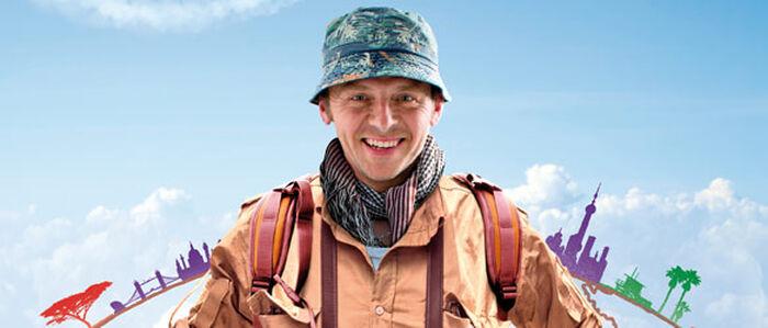 HECTORS REISE ODER DIE SUCHE NACH DEM GLÜCK: Simon Pegg will endlich happy werden!