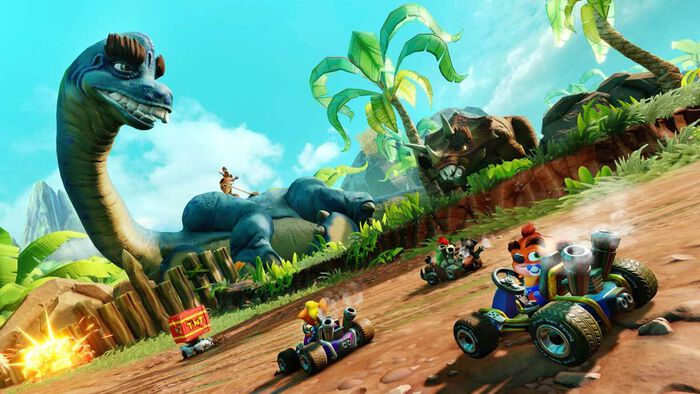 Grand Prix: Ganz zurück – Crash Team Racing Nitro-Fueled