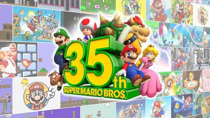 Jubiläums-Release: Super Mario Bros. wird 35 Jahre alt