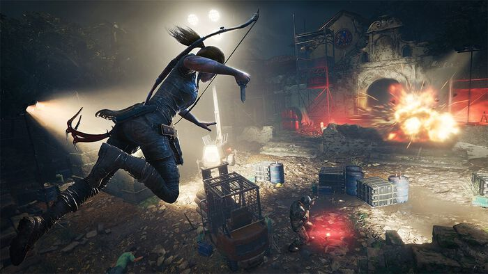 Wieder Lara Croft: Shadow of the Tomb Raider mit neuem Video