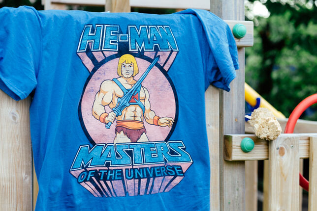 He-Man - Master of the Universe, Alter.