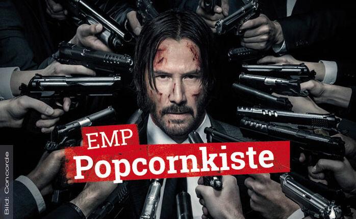Die EMP Popcornkiste zum 16. Februar 2017