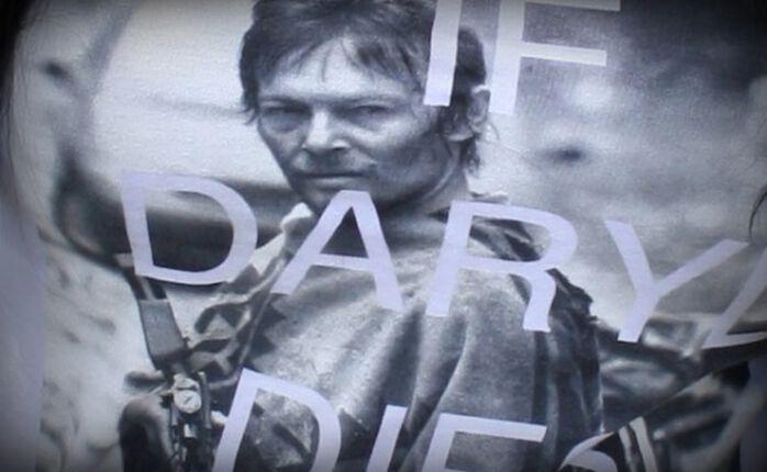 IF DARYL DIES WE RIOT!