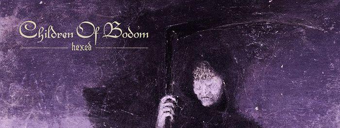Das Album der Woche: Children Of Bodom mit Hexed