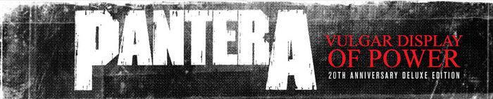 """""""Vulgar Display Of Power"""" – Auch nach 20 Jahren zeigen Pantera wo der Hammer hängt"""
