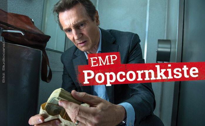 Die EMP Popcornkiste vom 11. Januar 2018