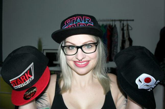 Caps Caps Caps - New in: Katana Stark Industries und Star Wars