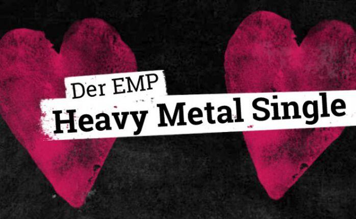 Die EMP Heavy Metal Singles: Heute: Jakob, Falko, Sven und Ines