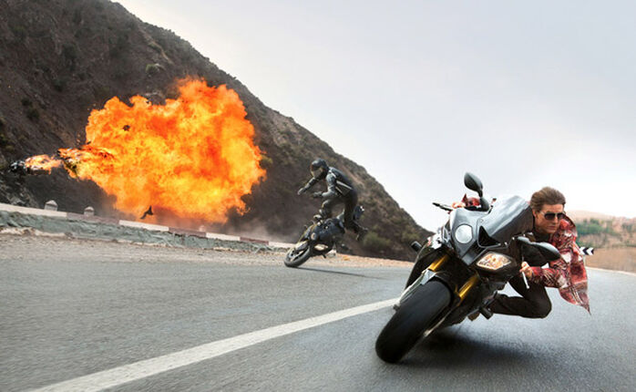 MISSION IMPOSSIBLE: ROGUE NATION. Teufelskerl Tom Cruise zermöllert dein Heimkino!