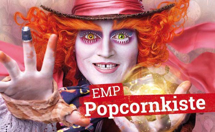 Die EMP Popcornkiste zum 26. Mai 2016