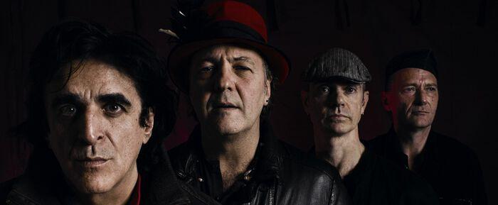 "Killing Joke oder wie man mit dem neuen Album ""2012"" gegen den Weltuntergang ankämpft"