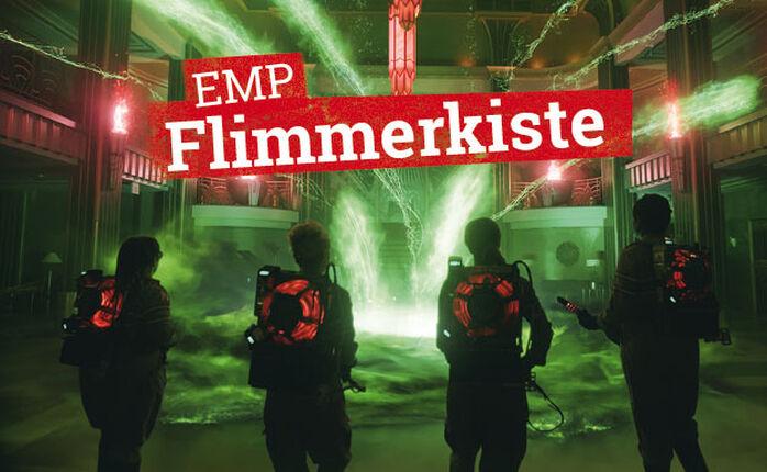 Die EMP Flimmerkiste zum 9. Dezember 2016