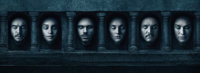 Game of Thrones – Niemand S6E8