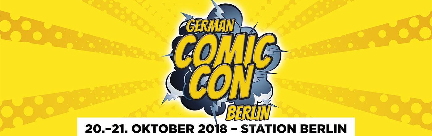 German Comic Con Berlin 2018