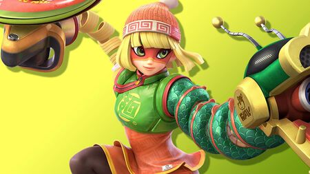 Min Min – 81. Kämpferin in Super Smash Bros. Ultimate