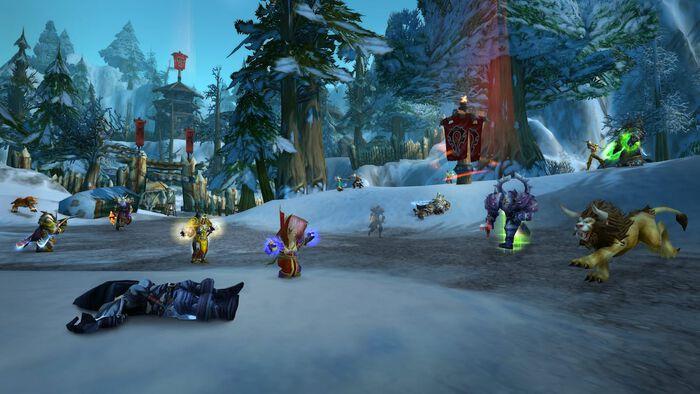 World of Warcraft Classic – Alteractal und Warsongschlucht