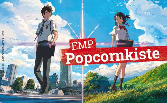 Der erfolgreichste japanische Anime-Film ever kommt ins Kino: YOUR NAME.