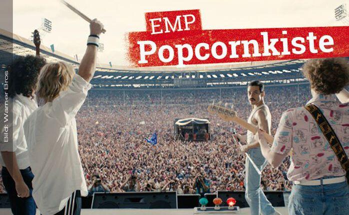 Kinostart: BOHEMIAN RHAPSODY ist pure Magie für jeden Queen-Fan!