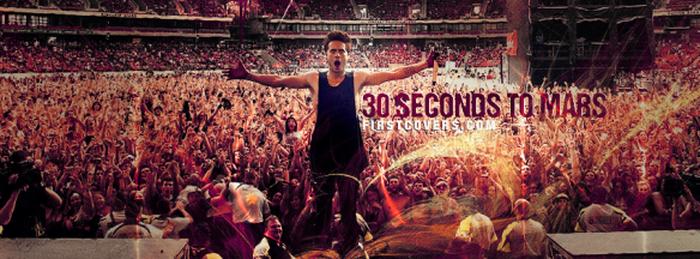 """30 Seconds To Mars sind mit """"Love Lust Faith + Dreams"""" wieder auf Erfolgskurs"""