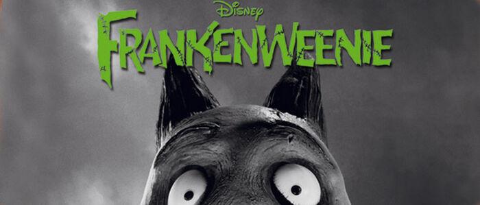 Tim Burton kommt in FRANKENWEENIE zum 2. Mal auf den Hund