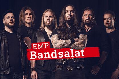 EMP Bandsalat mit AMORPHIS: Santeri Kallio und das Sofa-Sauna-Saufen-Murmeltier-Ritual