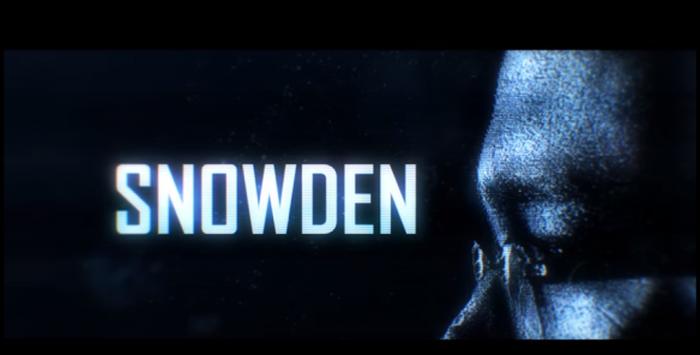 SNOWDEN - Ab dem 22.09. im Kino