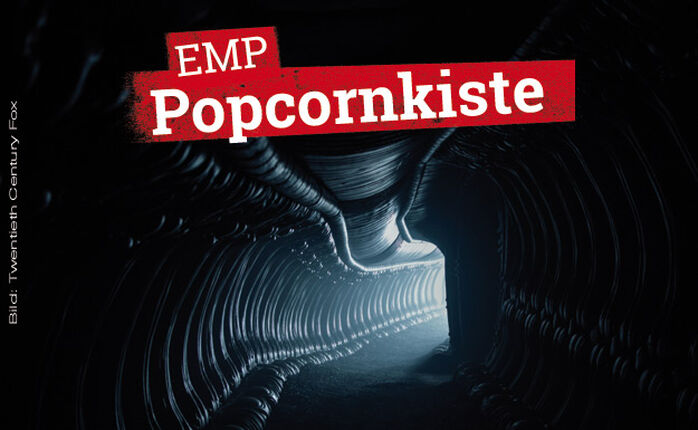 ALIEN: COVENANT in der EMP Popcornkiste zum 18. Mai 2017