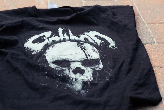 Gravity - Das Shirt zum Caliban Album