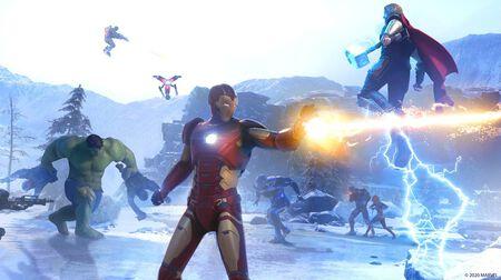 Marvel's Avengers: CGI-Trailer zum Release