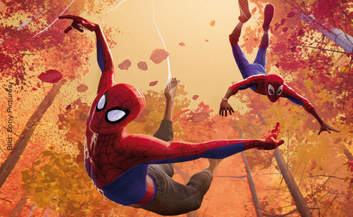 Netflix-Neuheiten im November: SPIDER-MAN: A NEW UNIVERSE, SPONGEBOB, ASSASSIN'S CREED u. a.