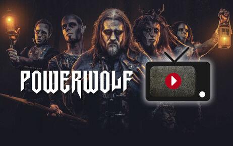 Neues Powerwolf Video!
